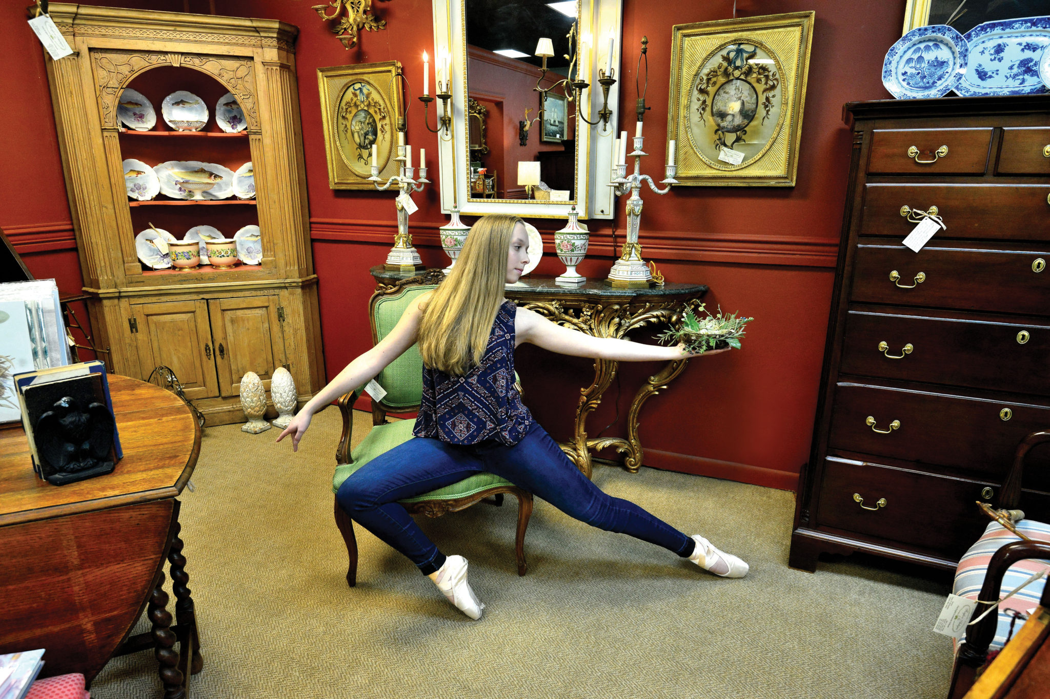Are Antiques Your Thing? Be Smart