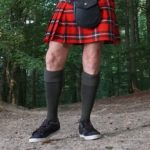 Fully Functional Tactical kilt Designed For Active Men