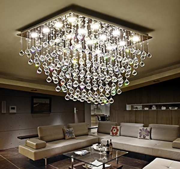 Why Raindrop Chandelier is The Best for Home Décor