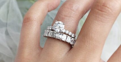 How To Make Your Wedding More Beautiful Using Diamond Bands?